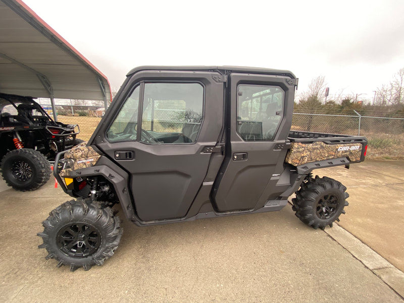 2021 Can Am Defender XMR Crew - Ronald's Cycle Center